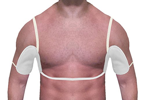 Kleinerts Mens Underarm Sweat Protector product image