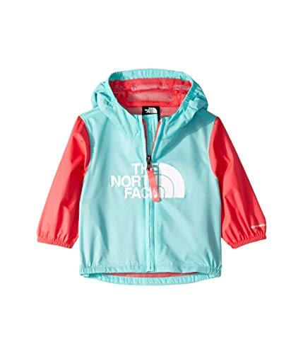 - The North Face Kids Unisex Flurry Wind Jacket (Infant) Mint Blue 6-12 Months
