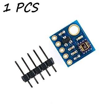 gy-8511 ml8511 UVB placa con Sensor rayos UV prueba módulo detector de salida analógica: Amazon.es: Electrónica