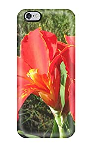 Tpu Case Skin Protector For Iphone 6 Plus Flower With Nice Appearance