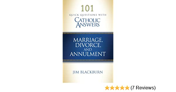 Annulment questions and answers