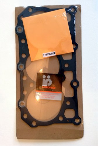 Set of two Gaskets and 6 Ring Fire for Mack E7 57GC2115A and Renault E-Tech NEW