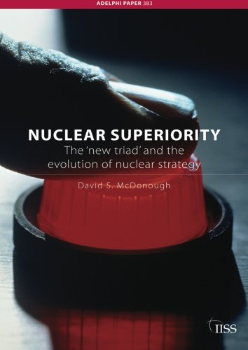Nuclear Superiority: The 'New Triad' and the Evolution of American Nuclear Strategy (Adelphi series)