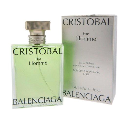 CRISTOBAL by Balenciaga EDT SPRAY 1.66 OZ for Men