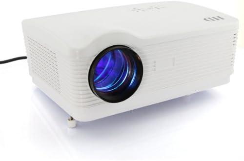 Proyector de vídeo 1280 DBPOWER 768 * con 3,000 lumens, contraste ...