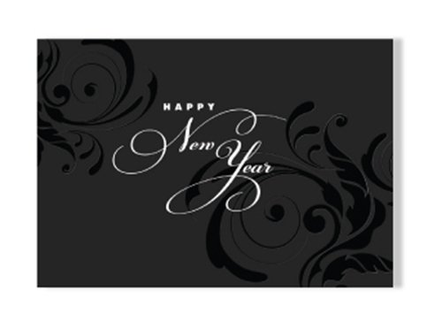 Designer Greetings New Year's Boxed Cards (125-00663-000)