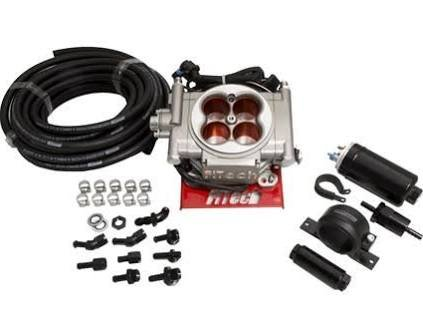 FI-TECH Fitech Fuel Injection Go Street EFI System Master Kit w/Inline Fuel Pump - 31003 - Mustang Crate Engines