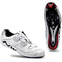 Northwave Man Road Cycling Shoes Extreme White Reflective
