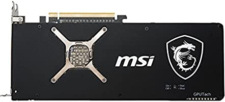 MSI Gaming Radeon RX GDRR5 DirectX 12 VR Ready CFX - Tarjeta ...