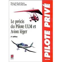 Précis du pilote ULM et avion léger
