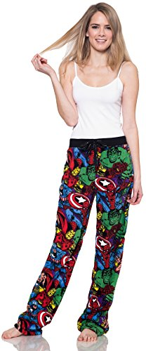 Marvel Fleece Lounge Pants