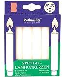 Riethmüller 8842  - Velas linterna, 6 piezas