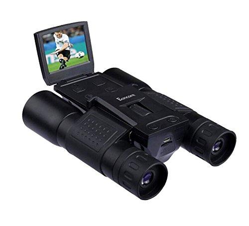 "Eoncore 2"" LCD Display Digital Camera Binoculars 12x32 720P Video Photo Recorder Digital Camera Telescope For Watching Bird, Football Game, Concert + Free 8GB TF Card from Eoncore"