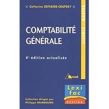 comptabilite generale (lexifac) 4e ed.