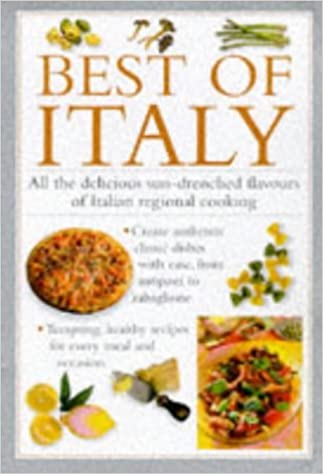 Best of Italy: All the Delicious Sun-Drenched Flavors of