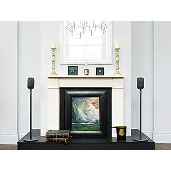 Image of Bookshelf Speakers Bowers & Wilkins FP31046 Mini Theatre M-1 Satellite Speaker (Each) - Matte Black