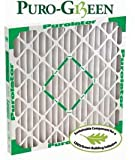 Purolator PuroGreen 20x22x1 Merv 13 Pleated AC Filters and Furnace Filters
