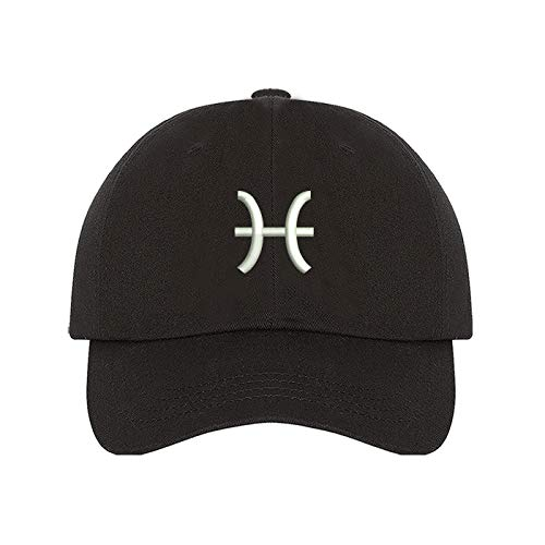 Pisces Dad Hat- Baseball Cap- Unisex - Zodiac Sign Hats -