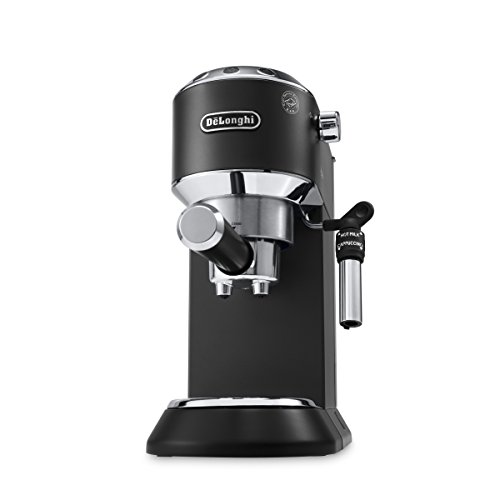 DeLonghi America, Inc EC685BK Dedica Deluxe espresso, Black from De'Longhi