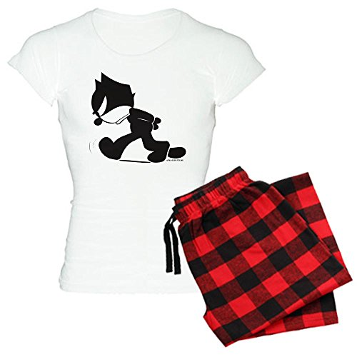 CafePress WALKING Pajamas Comfortable Sleepwear