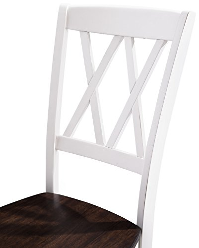 Crosley Furniture CF501018-WH Shelby Dining Chairs (Set of 2), White by Crosley Furniture (Image #5)
