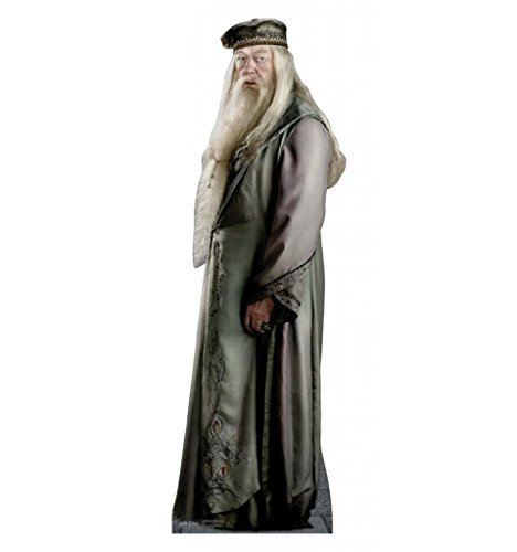 Professor Dumbledore - Harry Potter and the Order of the Phoenix - Advanced Graphics Life Size Cardboard Standup