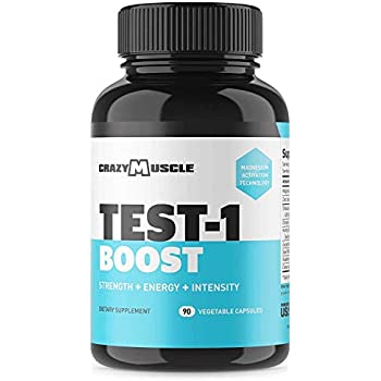 Testosterone Booster for Men and Women (over 1,300mg per capsule) to  Increase Low Testosterone