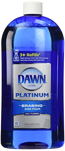 Dawn Direct Foam Dishwashing Foam Refill, Fresh Rapids, 30.9 oz-2 - Direct Dawn Dishwashing Foam
