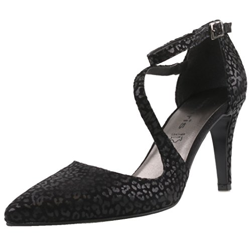 Tamaris  1-1-24423-37/065, Escarpins peep-toe femme