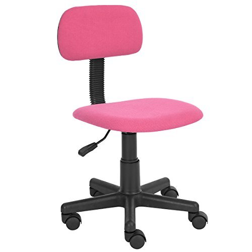 Homy Casa Kids Mid-back Mesh Studnent Desk Chair Adjustable