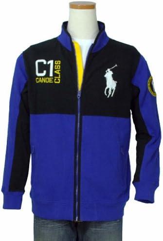 Ralph Lauren(ラルフローレン) ボーイズ, ビッグポニー 、トラックジャケット#323175624 (並行輸入品)