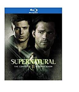 Cover Image for 'Supernatural: Season 11'