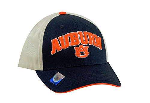 National Cap Men's Champ Classic Auburn Tigers Embroidered Cap
