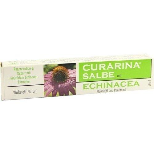 CURARINA Salbe m. Echinacea, 50 ml HARRAS-PHARMA-CURARINA