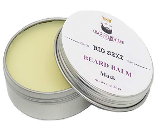 Beard balm-Big sexy beard balm