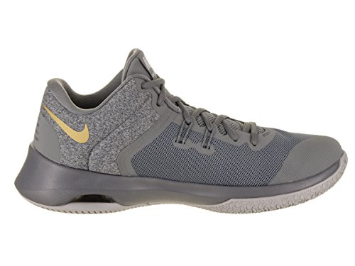 Espadrilles Cool de 852431 Ball Grey Nike Basket 001 Cool Grey Homme 6qaEEwpAnZ