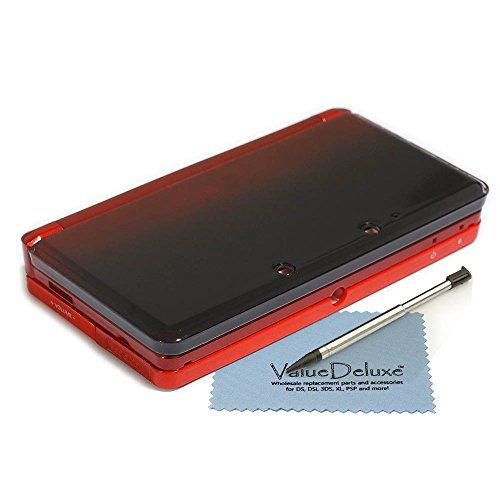 flame red 3ds - 6