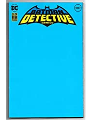 Detective Comics #1027 Blue Blank Sketch Variant (DC, 2020) NM