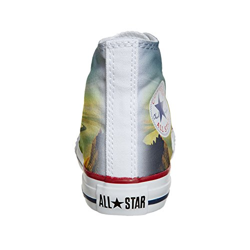 Converse Customized Chaussures Coutume (produit artisanal) River