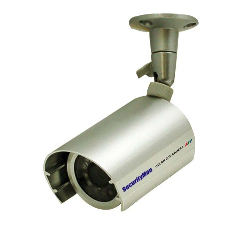 macaroni-grill-sm-306-outdoor-indoor-wired-color-ccd-camera-kit-with-night-vision