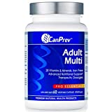 CanPrev Adult Multi 60 v-caps