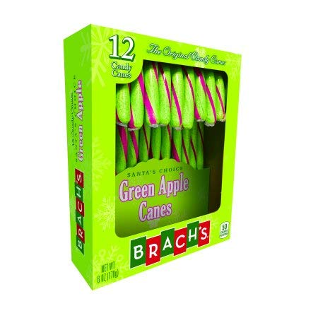 Green Apple Canes, 5.7oz