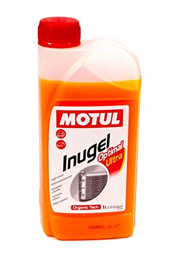 Motul MTL101069 Inugel Optimal Ultra Coolant, 1 l, 1 Pack