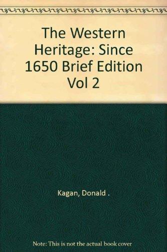 Western Heritage (Vol 2)