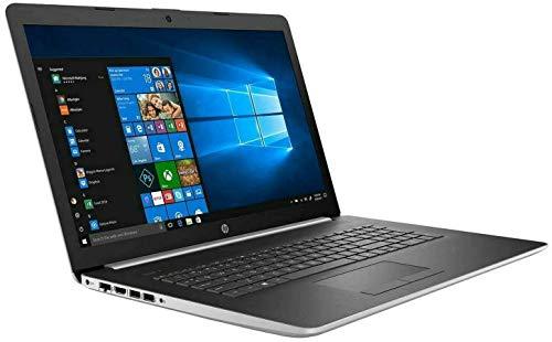 "2020 Newest HP 17.3"" FHD Laptop for Business and Student, 10th Gen Intel Quad-Core i5-1035G1 12GB RAM 128GB SSD + 1TB HDD DVD Writer, Backlit Keyboard, Win10 Pro | 32GB Tela USB Card"