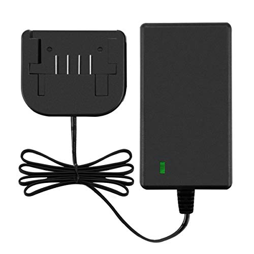 Exmate 20V Li-ion Battery Charger for Black and Decker LBX20 20V Lithium-Ion Battery Only (NOT for Ni-MH/Ni-Cd Battery)
