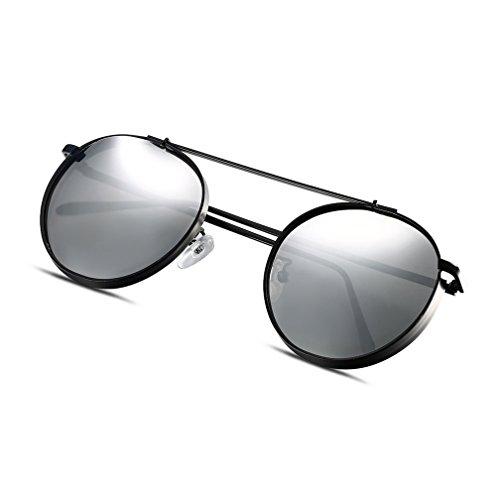 Juli Fashion Reading Glasses (Black) - 2