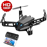 WiMiUS DR10 WiFi PFV Drone with 1080P HD Camera Live...