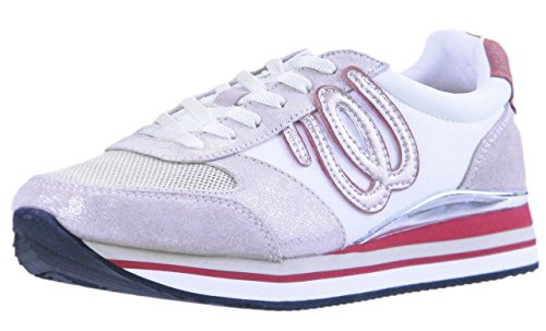 Platinum Jungle MOD Shoes Sneaker Wrangler Donna Platinum 4qCFnw