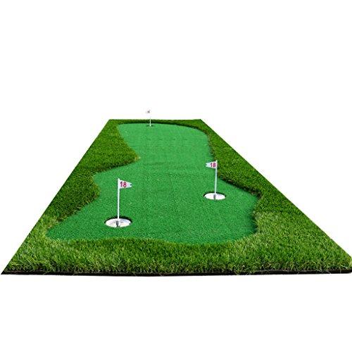 Indoor Golf Putting Practice Trainer Office Fairway